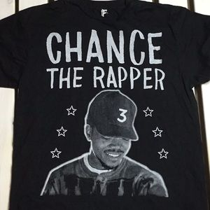 Chance the Rapper World Tour Tee